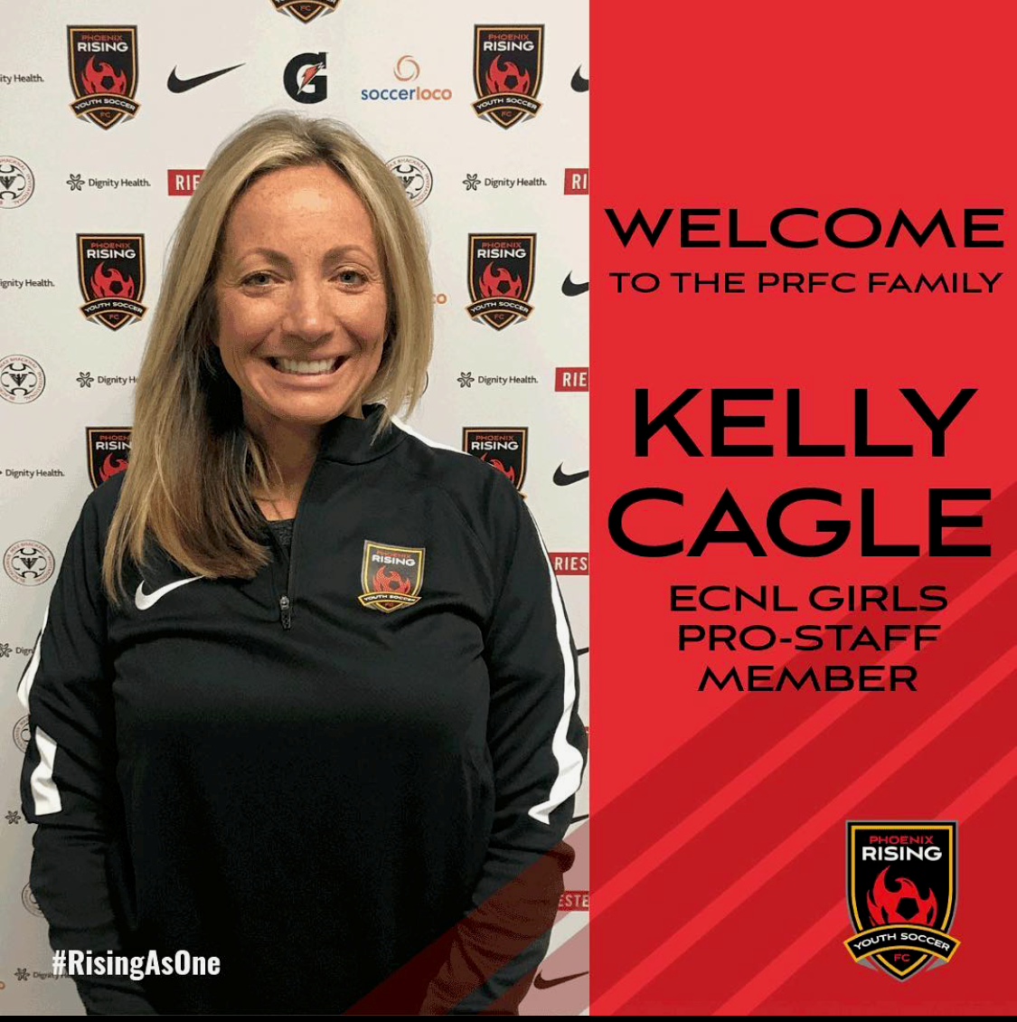 PRFCYS Welcomes Kelly Cagle